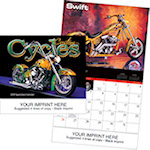 Custom Cycles Wall Calendars